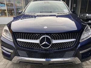 Mercedes-Benz M Class 2013 ML 350 4Matic Blue | Cars for sale in Lagos State, Ajah