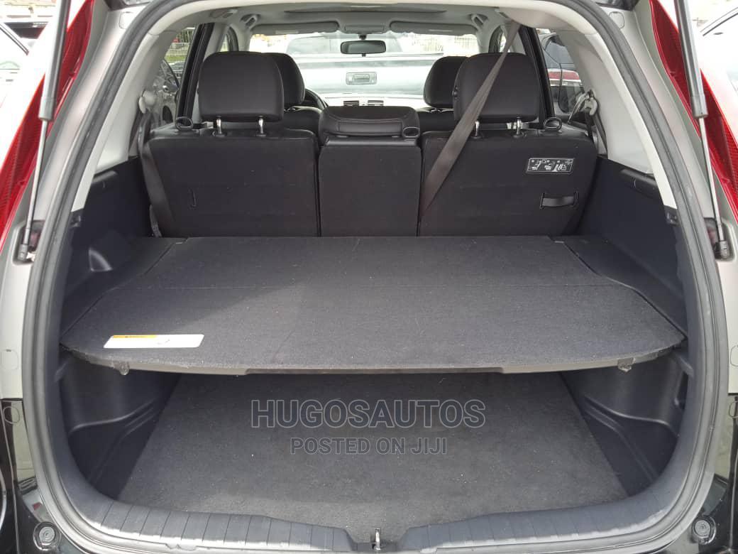 Honda CR-V 2012 Black | Cars for sale in Port-Harcourt, Rivers State, Nigeria