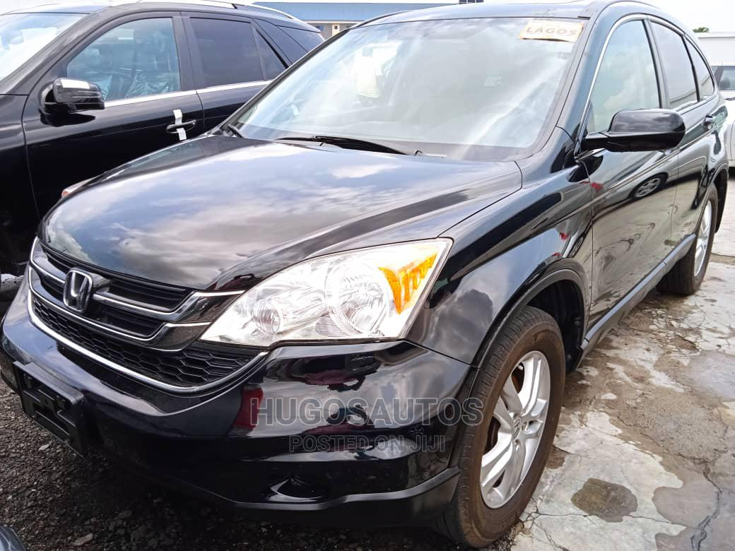 Honda CR-V 2012 Black