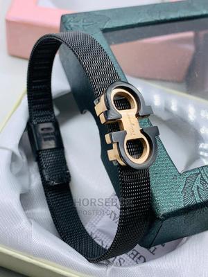 Ferragamo And Gucci Classic Men Bracelet | Clothing Accessories for sale in Lagos State, Lagos Island (Eko)