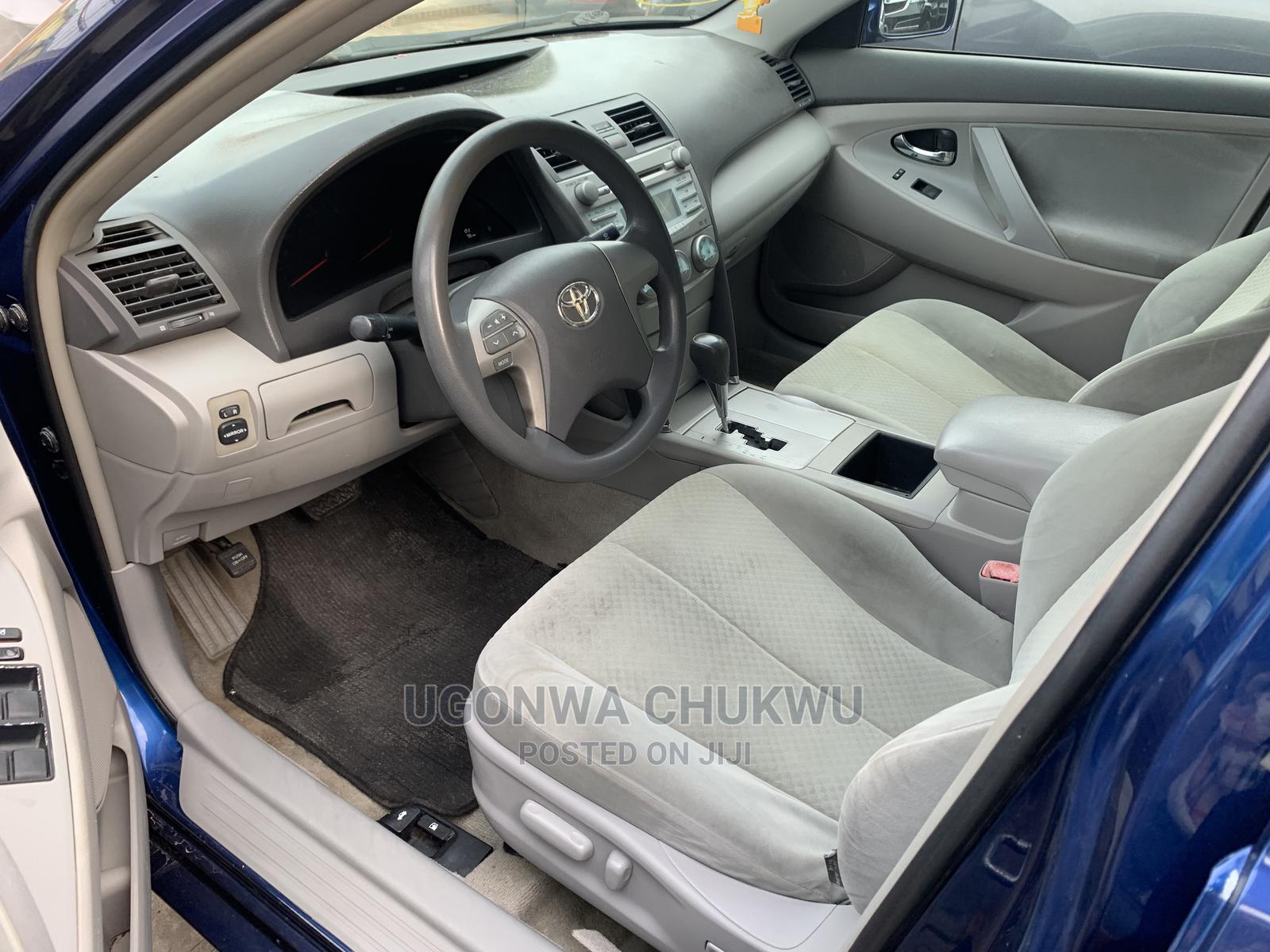 Toyota Camry 2011 Blue   Cars for sale in Amuwo-Odofin, Lagos State, Nigeria