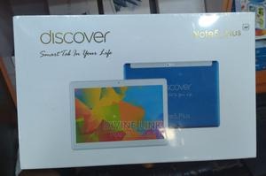 New Discover Note 5 Plus 64 GB Black | Tablets for sale in Lagos State, Ikeja