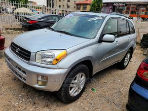 Toyota RAV4 2003 Automatic Silver   Cars for sale in Lagos State, Ojodu