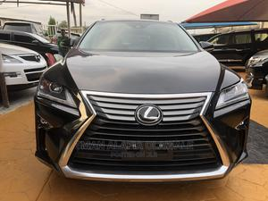 Lexus RX 2019 350L FWD Silver   Cars for sale in Lagos State, Ogba