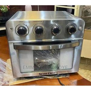 Silver Crest Air Fryer Oven 12 in 1 23 Liters Capacity | Kitchen Appliances for sale in Lagos State, Egbe Idimu