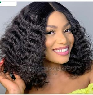 Curly 100% Human Hair. Just as Seen | Hair Beauty for sale in Lagos State, Amuwo-Odofin