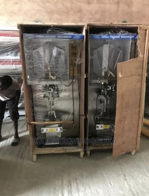 Pure Water Machine for Sachet Water Factory   Manufacturing Equipment for sale in Lagos State, Ikeja