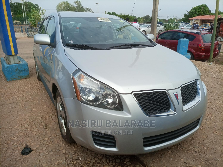 Pontiac Vibe 2009 1.8L Silver   Cars for sale in Kaduna / Kaduna State, Kaduna State, Nigeria