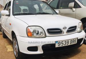 Nissan Micra 2002 White | Cars for sale in Kaduna State, Kaduna / Kaduna State
