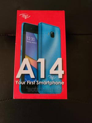 New Itel A14 8 GB Black | Mobile Phones for sale in Lagos State, Ikeja