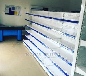 Single Side Supermarket Shelf | Store Equipment for sale in Lagos State, Ojo