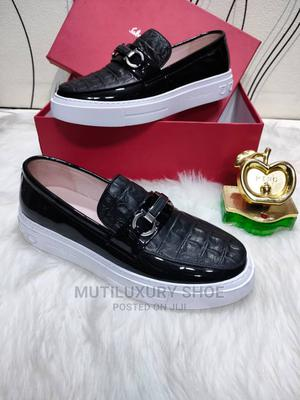 Salvatore Ferragamo Shoes With White Sole | Shoes for sale in Lagos State, Lagos Island (Eko)