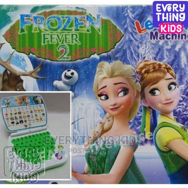 Children Learning Laptop Machine- Frozen | Toys for sale in Ojodu, Lagos State, Nigeria