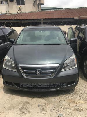 Honda Odyssey 2006 EX Gray | Cars for sale in Lagos State, Surulere