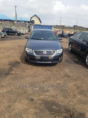 Volkswagen Passat 2008 2.0 Gray | Cars for sale in Lagos State, Surulere