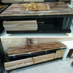 Adjustable Tv Stand and Center Table | Furniture for sale in Lagos State, Lekki