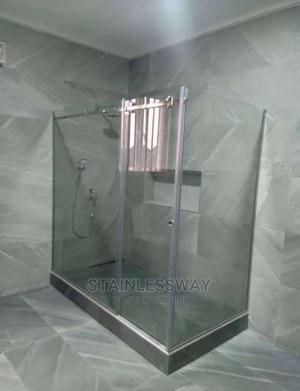 Shower Cubicle (10mm Plan Glass) | Plumbing & Water Supply for sale in Abuja (FCT) State, Central Business District