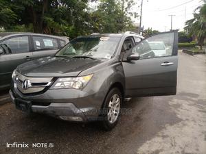 Acura MDX 2008 Gray | Cars for sale in Lagos State, Amuwo-Odofin
