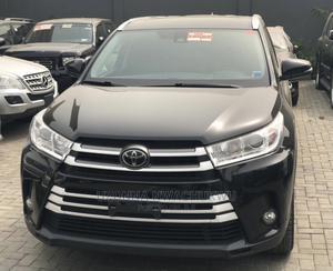 Toyota Highlander 2017 Black | Cars for sale in Lagos State, Ojodu