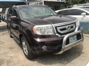 Honda Pilot 2010 Brown | Cars for sale in Lagos State, Ikeja