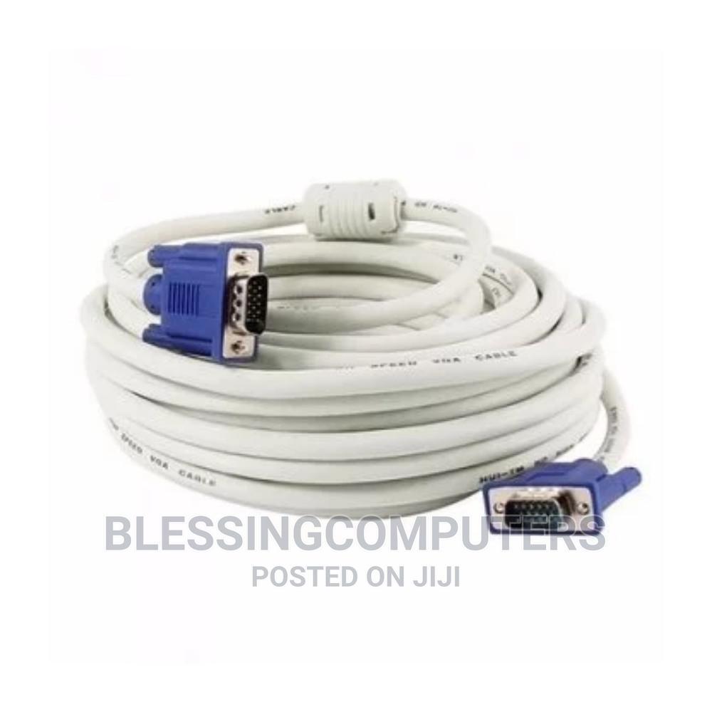 Cable VGA 15M