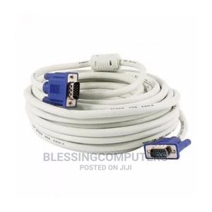 Cable VGA 15M | Accessories & Supplies for Electronics for sale in Lagos State, Ikeja