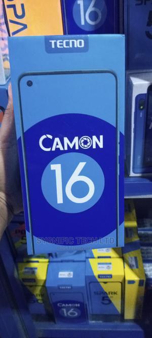 New Tecno Camon 16 128 GB | Mobile Phones for sale in Lagos State, Ikeja