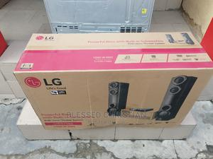 LG Powerful Bass With Built- In Subwoo   TV & DVD Equipment for sale in Lagos State, Ojo