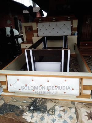 4/6 Bed With One Bed Side | Furniture for sale in Edo State, Benin City