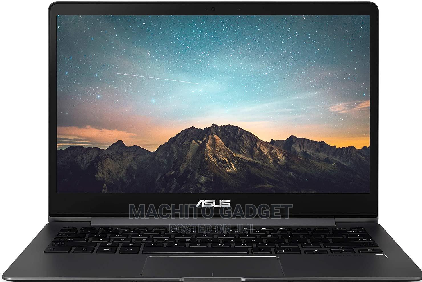 New Laptop Asus ZenBook 13 UX331UN 8GB Intel Core I5 SSD 512GB   Laptops & Computers for sale in Ikeja, Lagos State, Nigeria