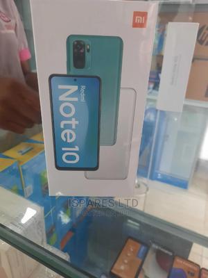 New Xiaomi Redmi Note 10S 128 GB Blue   Mobile Phones for sale in Rivers State, Obio-Akpor