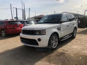 Land Rover Range Rover Sport 2011 White | Cars for sale in Lagos State, Isolo