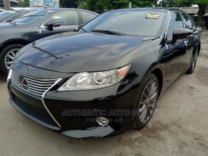 Lexus ES 2015 350 FWD Black | Cars for sale in Lagos State, Apapa