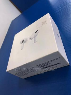 Apple Airpods PRO Open Box   Accessories for Mobile Phones & Tablets for sale in Lagos State, Ikeja