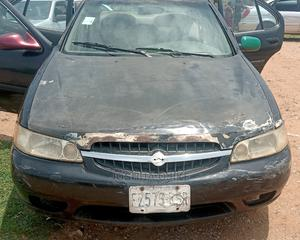 Nissan Altima 1999 GXE Black | Cars for sale in Abuja (FCT) State, Kado