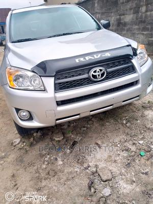 Toyota RAV4 2011 2.5 Sport 4x4 Silver   Cars for sale in Rivers State, Port-Harcourt