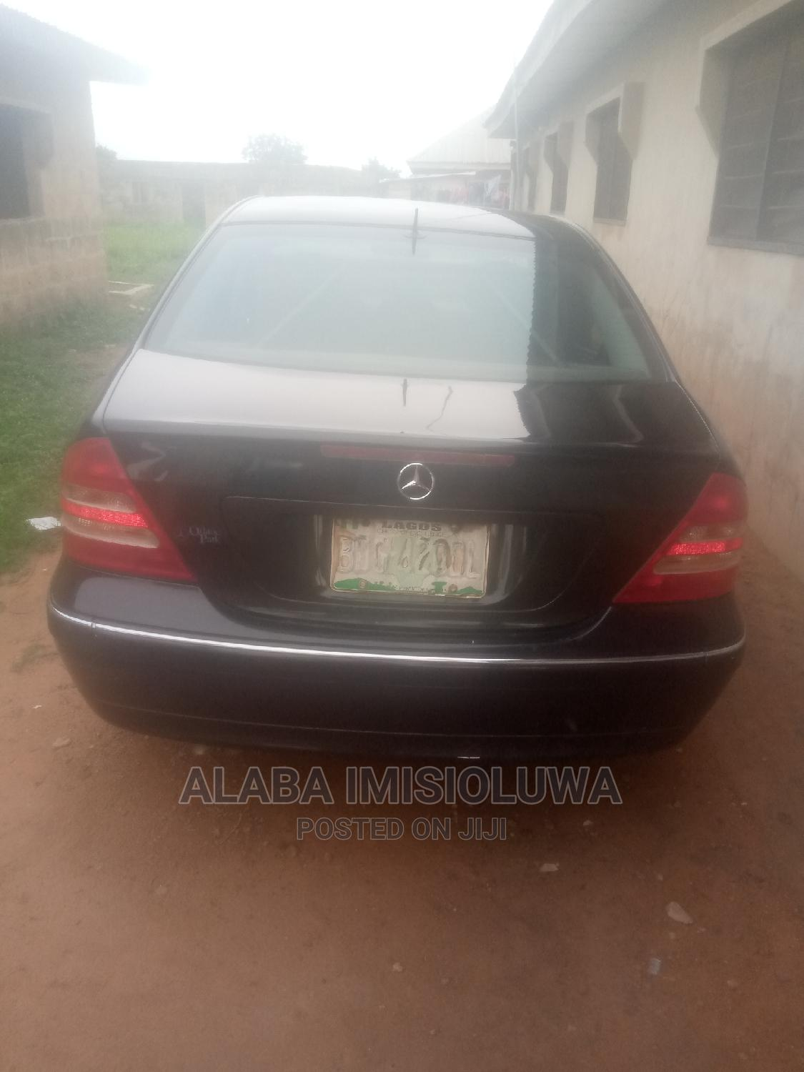 Mercedes-Benz C240 2002 Black | Cars for sale in Iseyin, Oyo State, Nigeria
