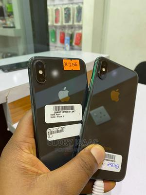 Apple iPhone X 256 GB Black   Mobile Phones for sale in Cross River State, Calabar