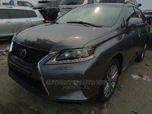 Lexus RX 2015 Gray | Cars for sale in Lagos State, Apapa