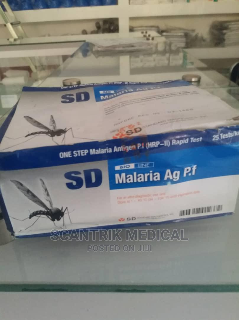 Rapid Diagnostic Malaria Kit