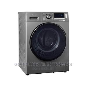 10kg Wash 7kg Dry Front Load Inverter Washing Machine 1014VT | Home Appliances for sale in Lagos State, Ikeja