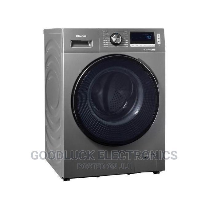 10kg Wash 7kg Dry Front Load Inverter Washing Machine 1014VT