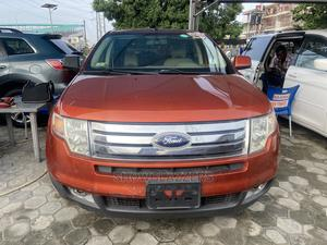 Ford Edge 2008 Orange   Cars for sale in Lagos State, Ajah