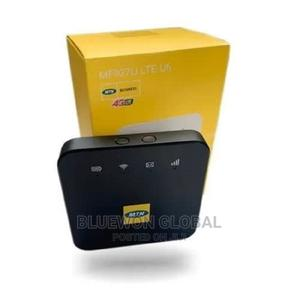 Zte Mtn 4g Lte Superfast Wifi Router Hotspot for All Network   Networking Products for sale in Lagos State, Ikeja
