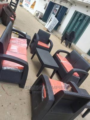 Garden Chair Rattan by Seven Seater   Furniture for sale in Lagos State, Magodo