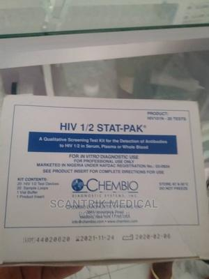 High Quality Malaria Rapid Antigen Diagnostic Test Kit   Medical Supplies & Equipment for sale in Abuja (FCT) State, Gwagwa