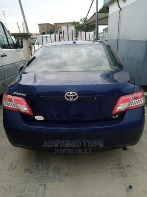 Toyota Camry 2012 Blue   Cars for sale in Lagos State, Ajah