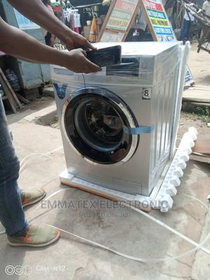 Original Front Loading Skyrum Washing Machine 8kg   Home Appliances for sale in Lagos State, Ojo