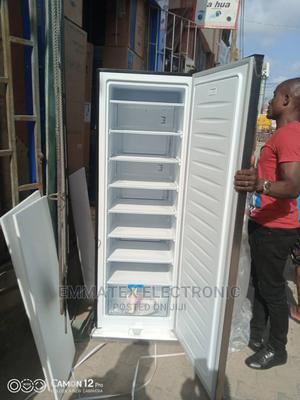 Original Brumh Upright Freezer for Ice Block and Food Storag | Kitchen Appliances for sale in Lagos State, Ikoyi