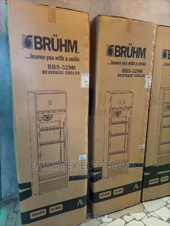 Quality Brumh Refrigerator Chiller Original 329 Liters